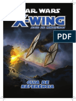 Star Wars X-Wing Guia de Referência