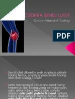Cedera Sendi Lutut