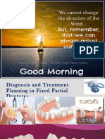 Diagnosis and Treatment Planning in FPD