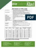 Cable Eco-Revi LH H07Z1-K