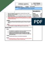 Informe de Hallazgo 220 CV 001