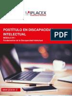modulo 1 iplacex discapacidad intelectual