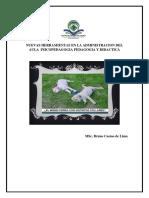 Lima Herramientas en La Administracion Del Aula Psicopedagogia Pedagogia y Didactica