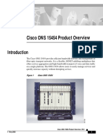 Cisco Ons 15454 Product Overview