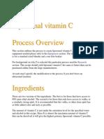 Quality Liposomal Vitamin C