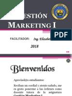 Gestión Marketing I - Elizabeth Aldás