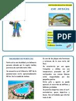 Diptico Punta Sal