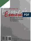 Revista da ESMESE, nº 8