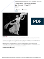 História Da Moda - As Grandes Estilistas Da Moda Européia – Madeleine Vionnet – Parte 2_5 - Fashion Bubbles - Moda e o Novo Na Cultura
