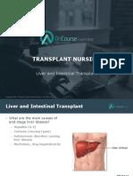 Transplant Nursing Liver Intestines FINAL
