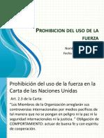 Prohibicion del uso de la fuerza.pptx