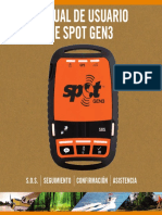 SPOTGen3 User Guide Spanish