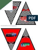 Cars 3 Imprimibles