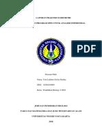 Laporan Praktikum Biometri #2