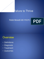 My - Failure to Thrive.ppt