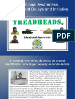 Treadheads Situational Awareness Checks