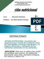 Clase 8 EA Evaluación Nutricional.2010