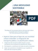 Movilidad sostenible4º