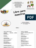 LIBROpara Maestros