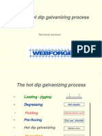 Webforge Galvanising Presentation