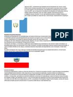 Simbolos Patrios de Guatemala