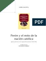 Perón y la Iglesia Católica, Zanatta.pdf