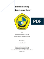 339292153 Diffuse Axonal Injury