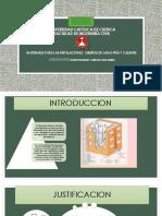 Instalaciones de Edificios