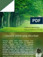Critical Appraisal 4.4
