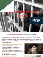 Enfermedad Mental y Delito