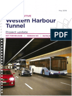 Western Harbour Tunnel