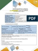 Guía de Actividades y Rúbrica de Evaluación - Fase 3-Actividad de Aprendizaje Pràctico
