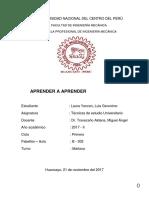 Informe de Travezaño