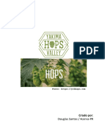 Species of Hops and Usages