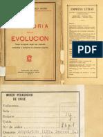 La Teoría de La Evolución - Humberto Vivanco