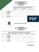 6.Tabelhasil Survei Dan Tindak Lanjutkepuasan Pelanggan Pendaftaran
