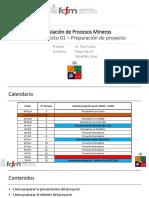 Clase Proyecto01 Preparaci n de Proyecto v2