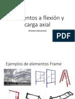 Elementos a flexión y carga axial.pdf