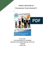 Modul Praktikum PVA II-KA-Genap 2018