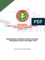 sampul PGRI
