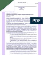 Thelma Vda. de Canilang vs. Hon. CA and Great Pacific Life Insurance Corporation G.R. No. 92492, June 17, 1993