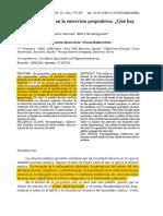 Neopositivismo y Psiquiatría II