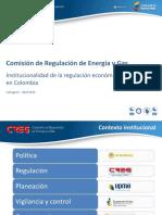 Documento CREG
