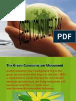 Green Consumer Day