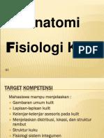 2013 Anatomi Fisiologi Kulit