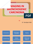 Imaging in Bronchogenic Carcinoma