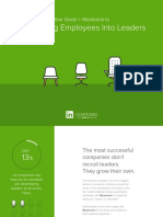 Lil Guide Developing Employees Into Leaders