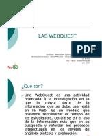 Power Point Las Webquest 18824