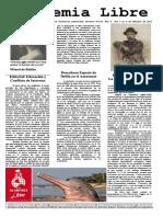 Academia Libre - Boletín 125
