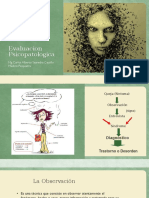 Evaluacion Psicopatologica